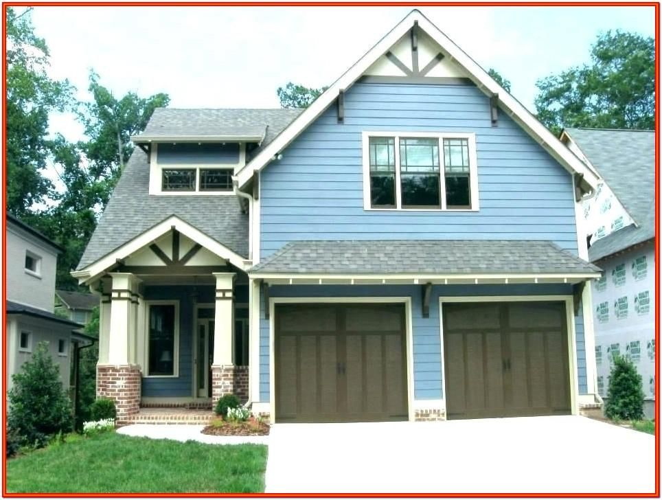 Pin By Courtney On Exterior Painting Ideas House Exterior Colors Blue Exterior Color Schemes Blue House Exterior