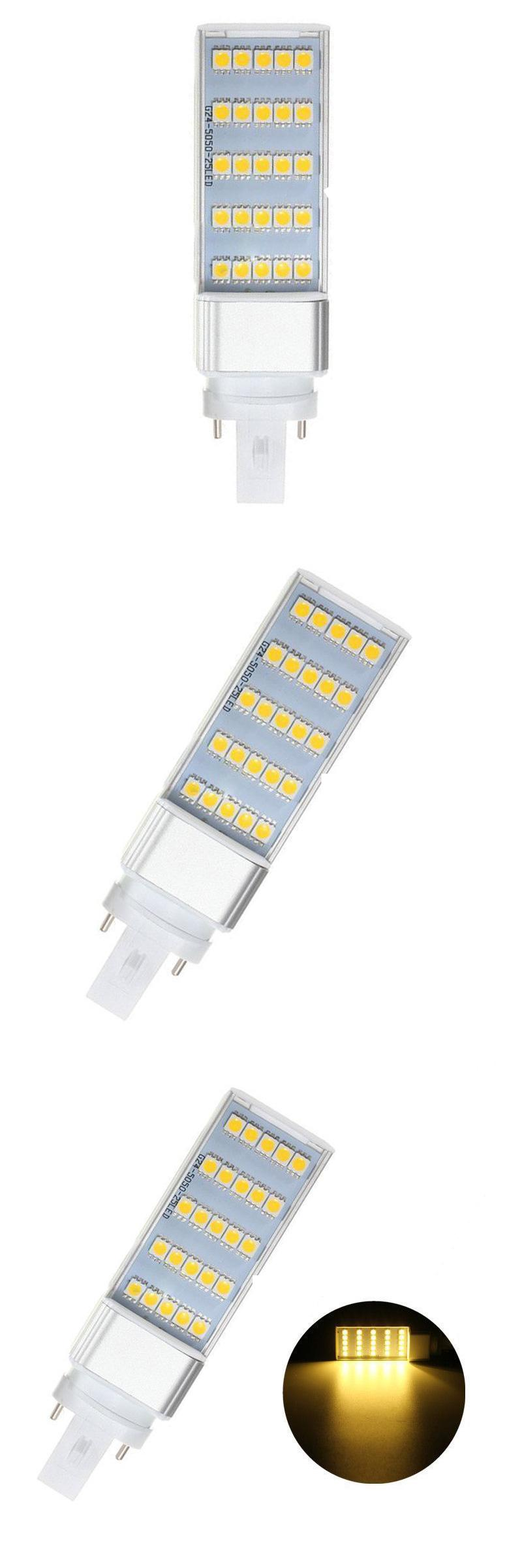 Visit To Buy G23 5w 5050 Smd White Led Horizontal Plug Lamp Corn Home Ceiling Warm White Light Advertisement With Images Home Ceiling White Light White Lead