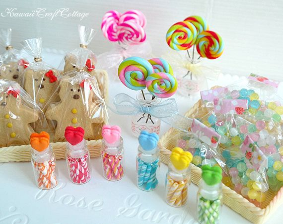 8a12fade423b7 Cookie, Candy, Lollipop, Glass, Bottle, Candies, Sweets, Doll ...