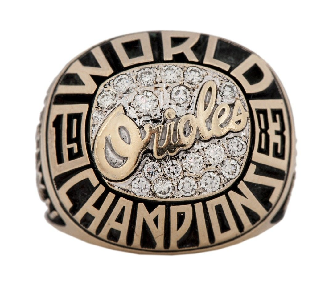 Baltimore Orioles Mlb World Series Championship Ring For Sale Click Bio To Buy Baltimoreorioles Orioles Oriol Mlb World Series Championship Rings Oriol