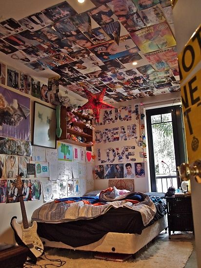 I Would Have Loved This Room As A Teenager Photography I