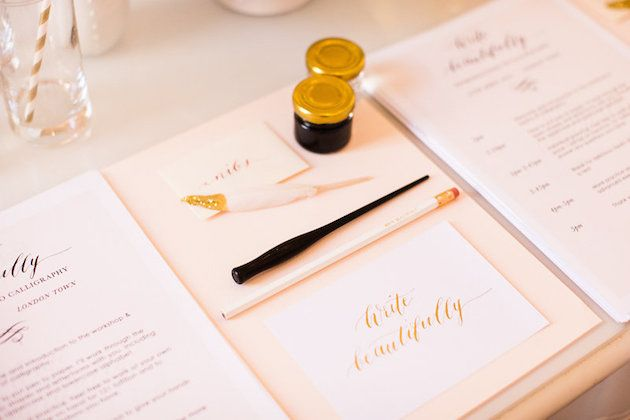 Gemma milly calligraphy workshop plus expert tips for diy bridal gemma milly calligraphy workshop roberta facchini photography bridal musings wedding blog 1 junglespirit Choice Image