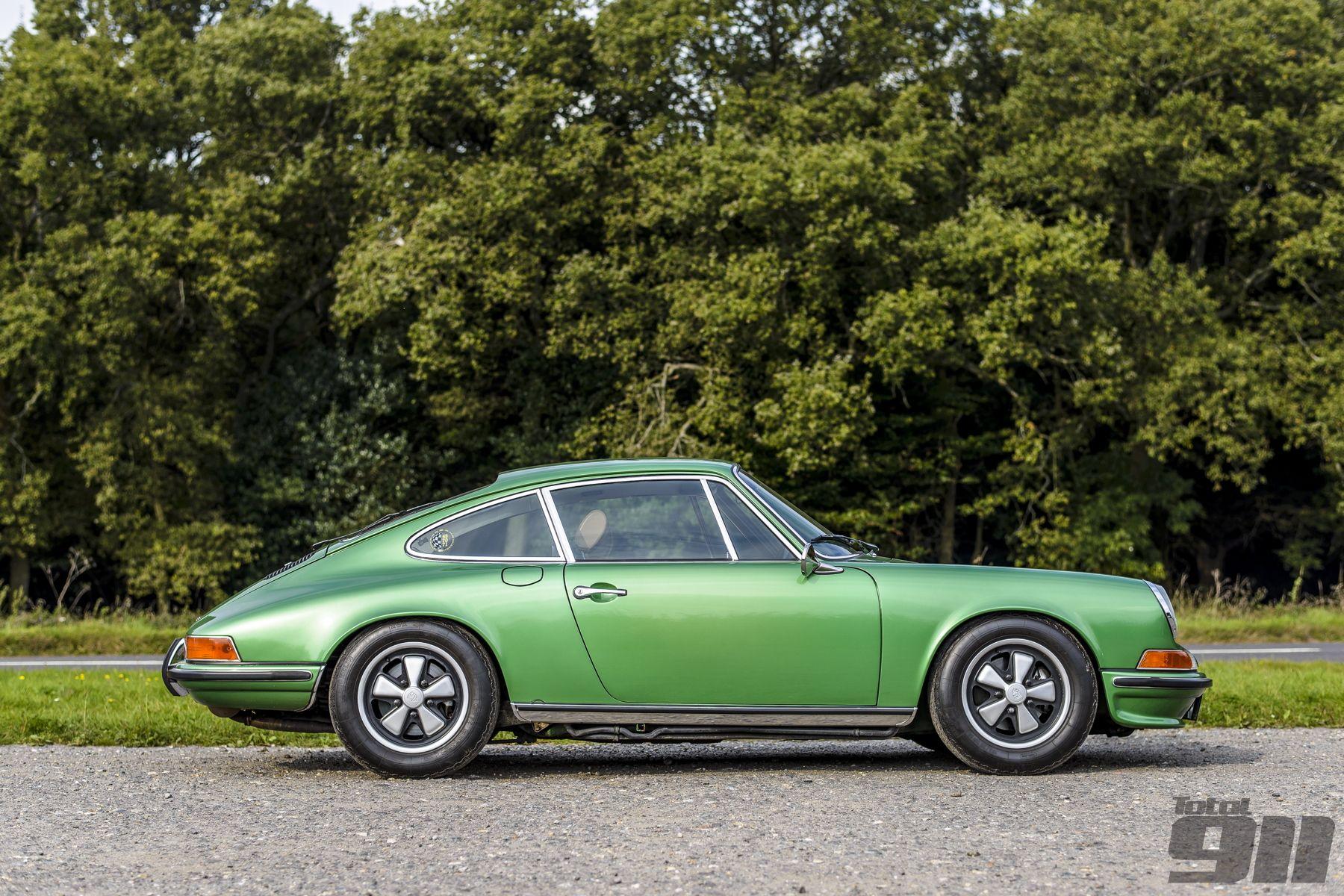 Porsche 911S 2.4 | auto deportivo | Pinterest | Porsche 911, Cars ...