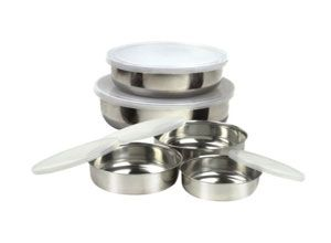 Steelo 5 Mixing Bowl At Rs 235 Home Appliances Lunch