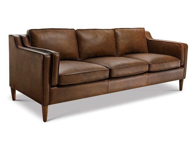 canape 3 seat sofa bay leather republic office