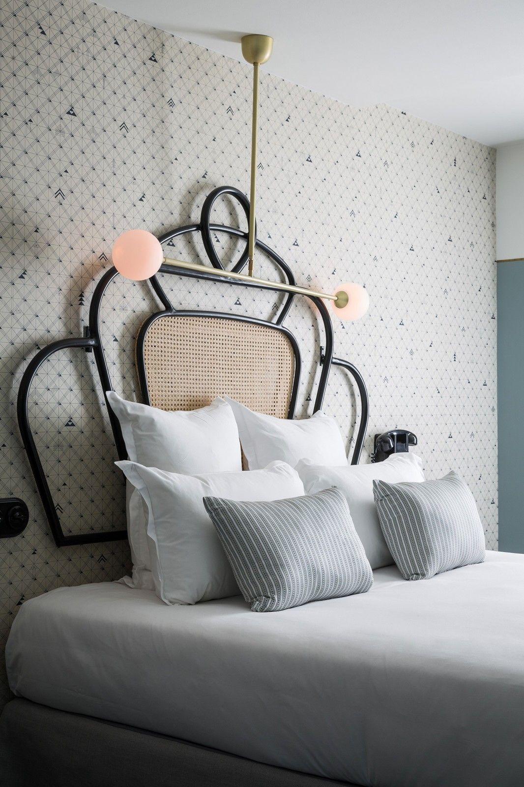 Hôtel Panache Paris – Chambre Double Classique   Hotel Panache ...