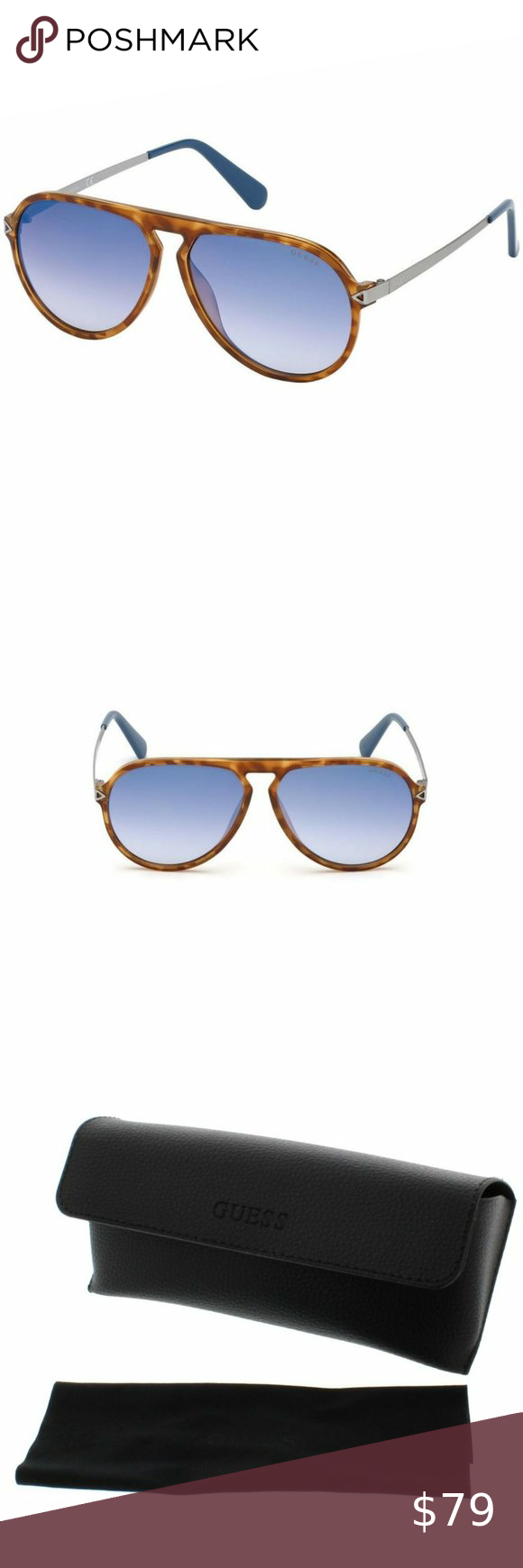 Guess Gu 6941 53w 59 Sunglasses Sunglasses Sunglasses Accessories Guess
