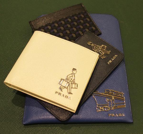 Start your working week in style with these #Prada essentials. #HarrodsMan (Ground Floor)