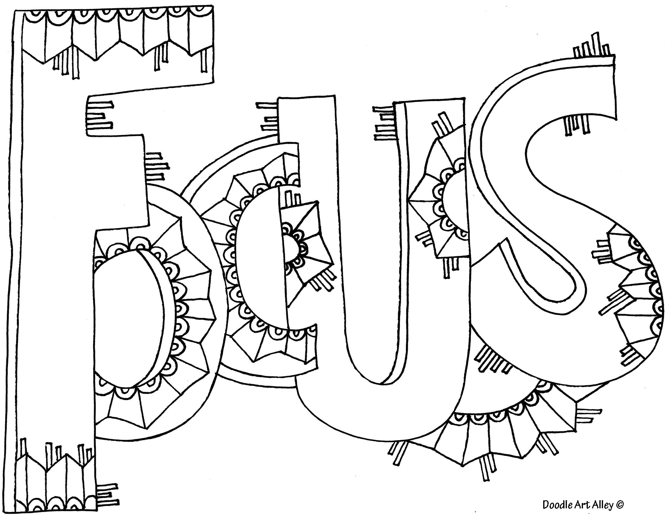 Geometric Doodling Templates | Share | Coloring Pages~Words ...