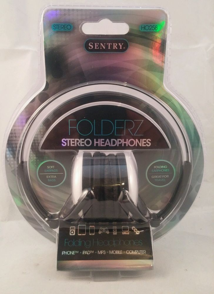 644cc453033 Find many great new & used options and get the best deals for Sentry HO258  Headband Headphones - Red at the best online prices at eBay! Free shipping  for ...