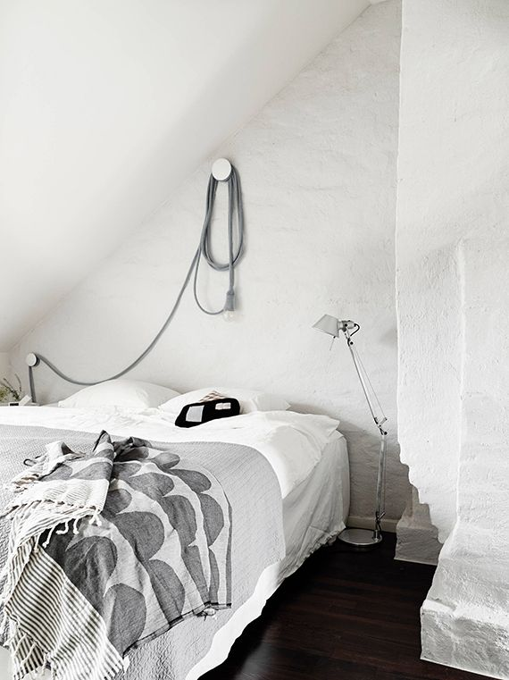 Love Or Not All White Bedrooms Meuble Chambre A Coucher