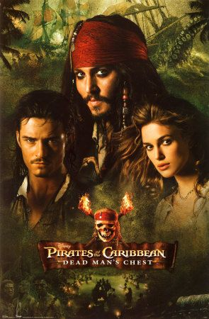 A to Z Movie Tag Part 2   Best Movies   Pirates of the caribbean