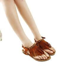 suede fringe gladiator flat but black and lose the studs