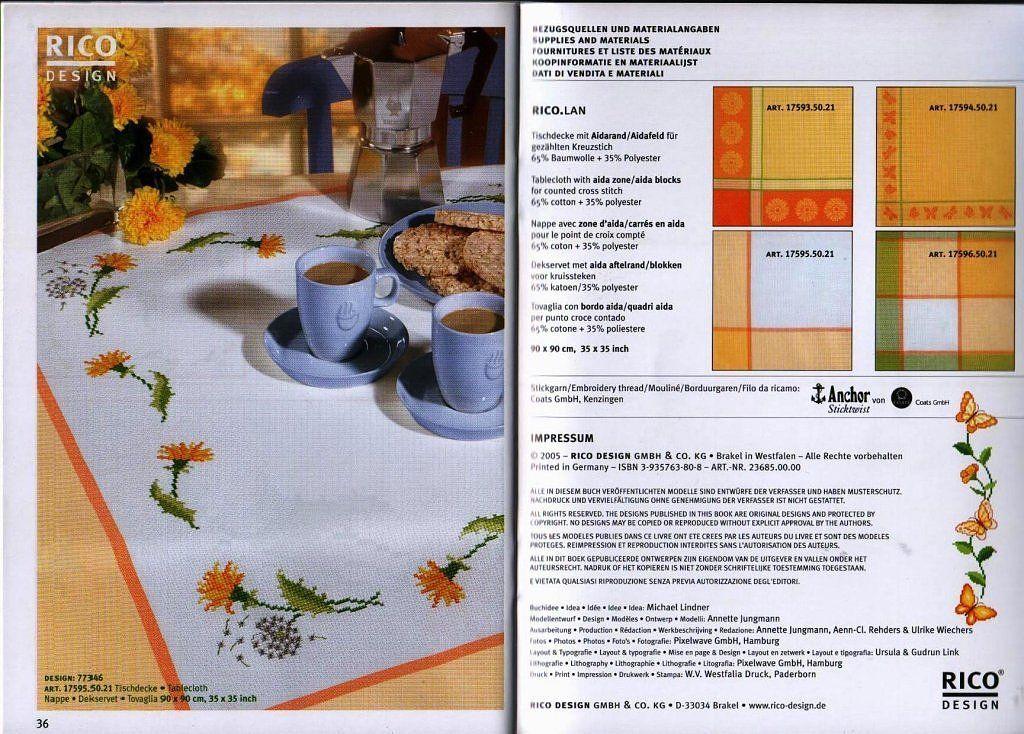 Solo Patrones Punto Cruz (pág. 210) | Aprender manualidades es facilisimo.com