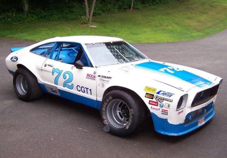 1977 Ford Mustang Oval Racer Concept Cars Vintage Vintage