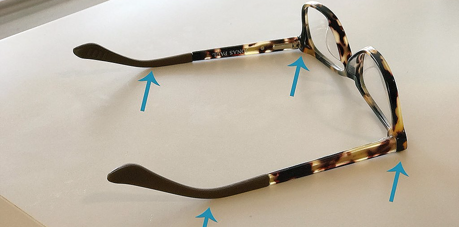 How To Straighten Glasses Adjust Glasses At Home Diy Glasses Glasses How To Tighten Glasses