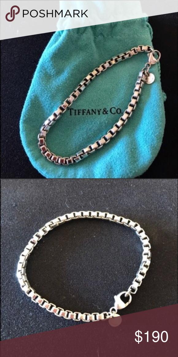 d462726e6 Tiffany Venetian Link Bracelet 7 in Bracelet - in excellent condition!  Tiffany & Co. Jewelry Bracelets