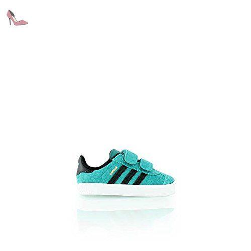 adidas gazelle vert et blush