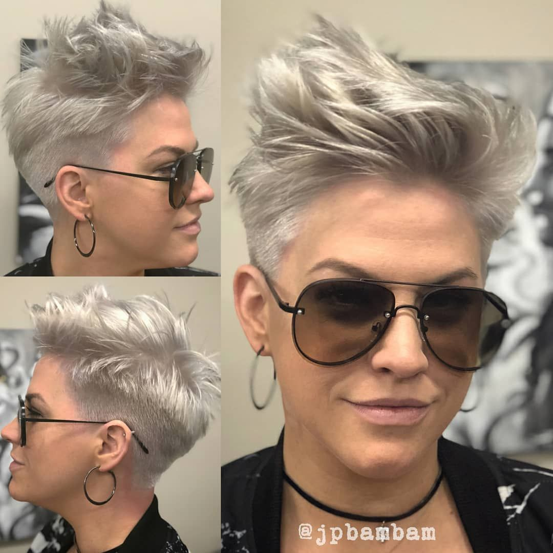 10 Daring Pixie Haircuts For Women Short Hairstyle And Color 2020