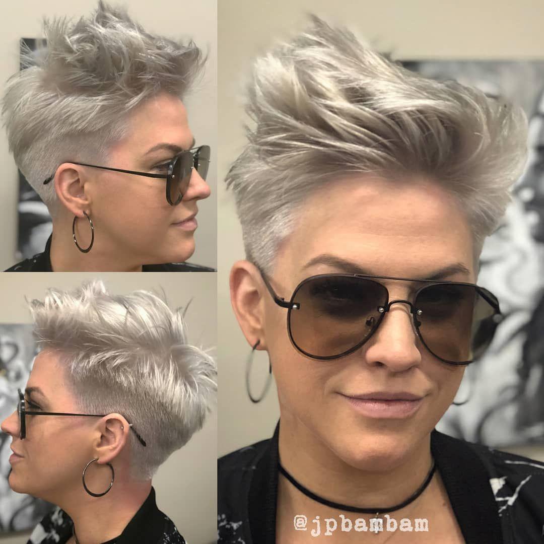 daring pixie haarschnitte für frauen kurze frisur und farbe
