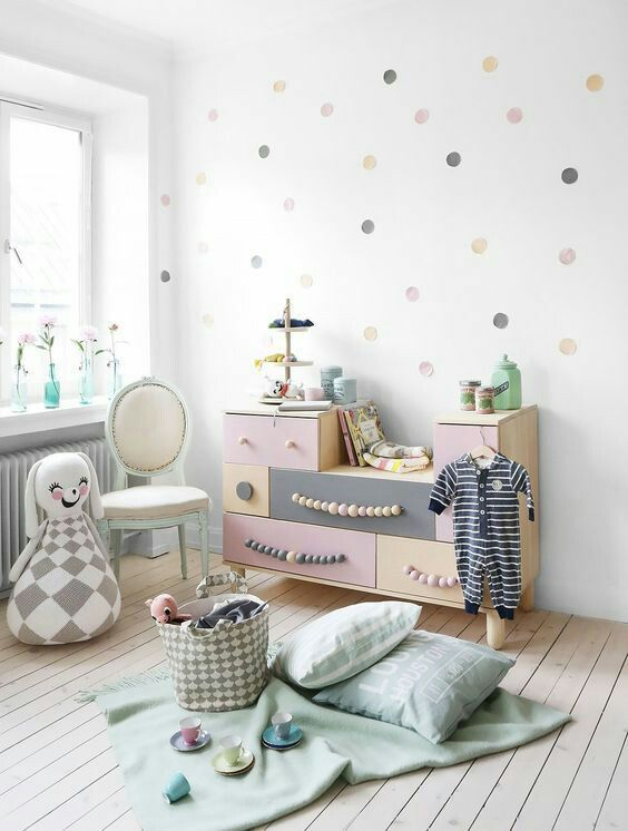 girls room | kinderzimmer in pastell | pinterest | kinderzimmer