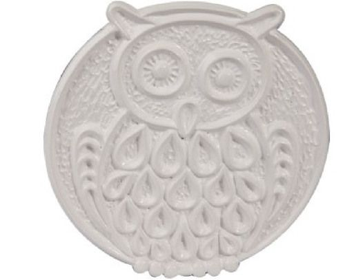 """Sottopentola  """"gufo"""" - ceramic owl"""