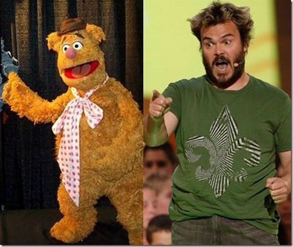 Sesame Street and Celebrity Look-alikes - Wall to Watch