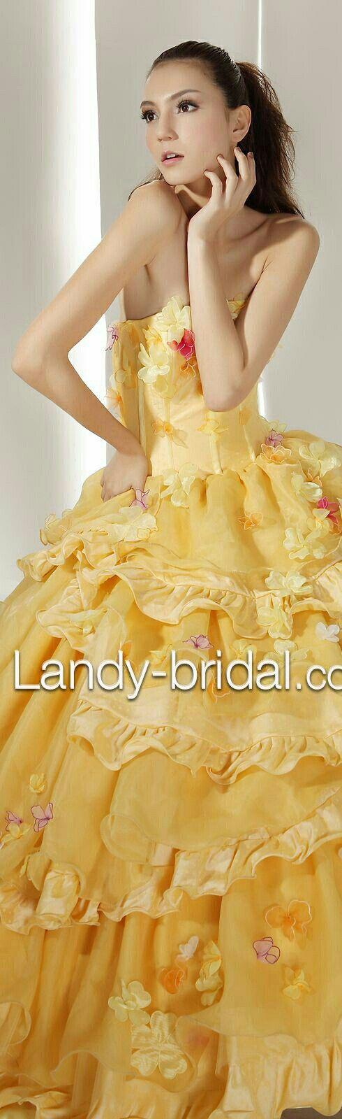 Daffodil Bridal Gown x Landy Bridals