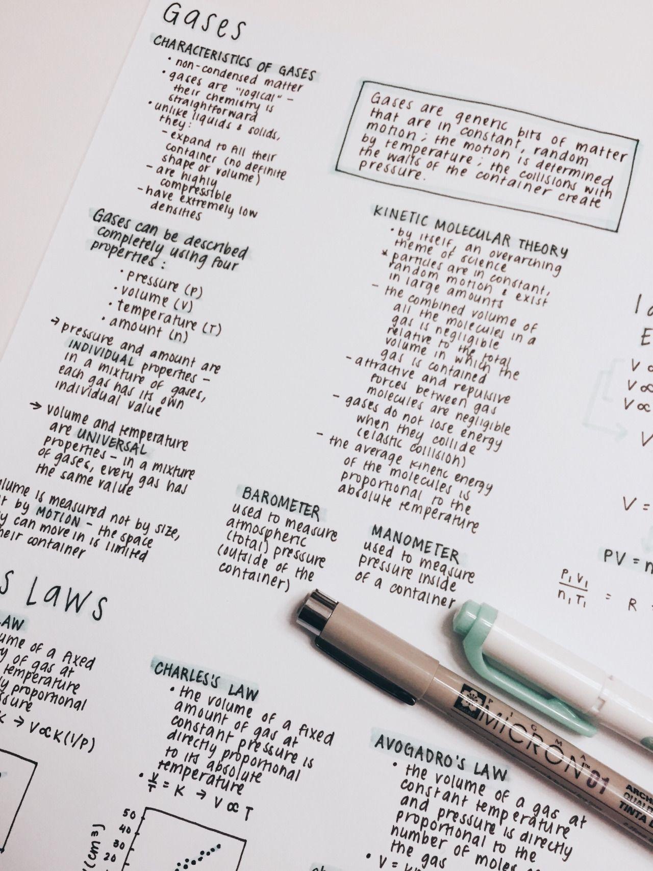 law of definite properties