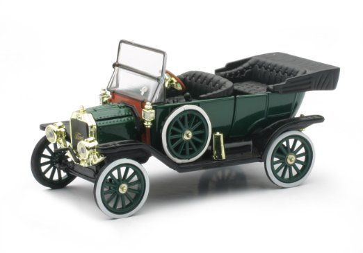 1910 Ford Model T Automobile Tin Lizzie By Newray 1 32 Scale Ford Models Diecast Model Cars Model T