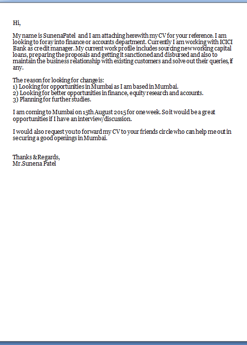 consulting cover letter Excellent Professional Job Application Cover ...