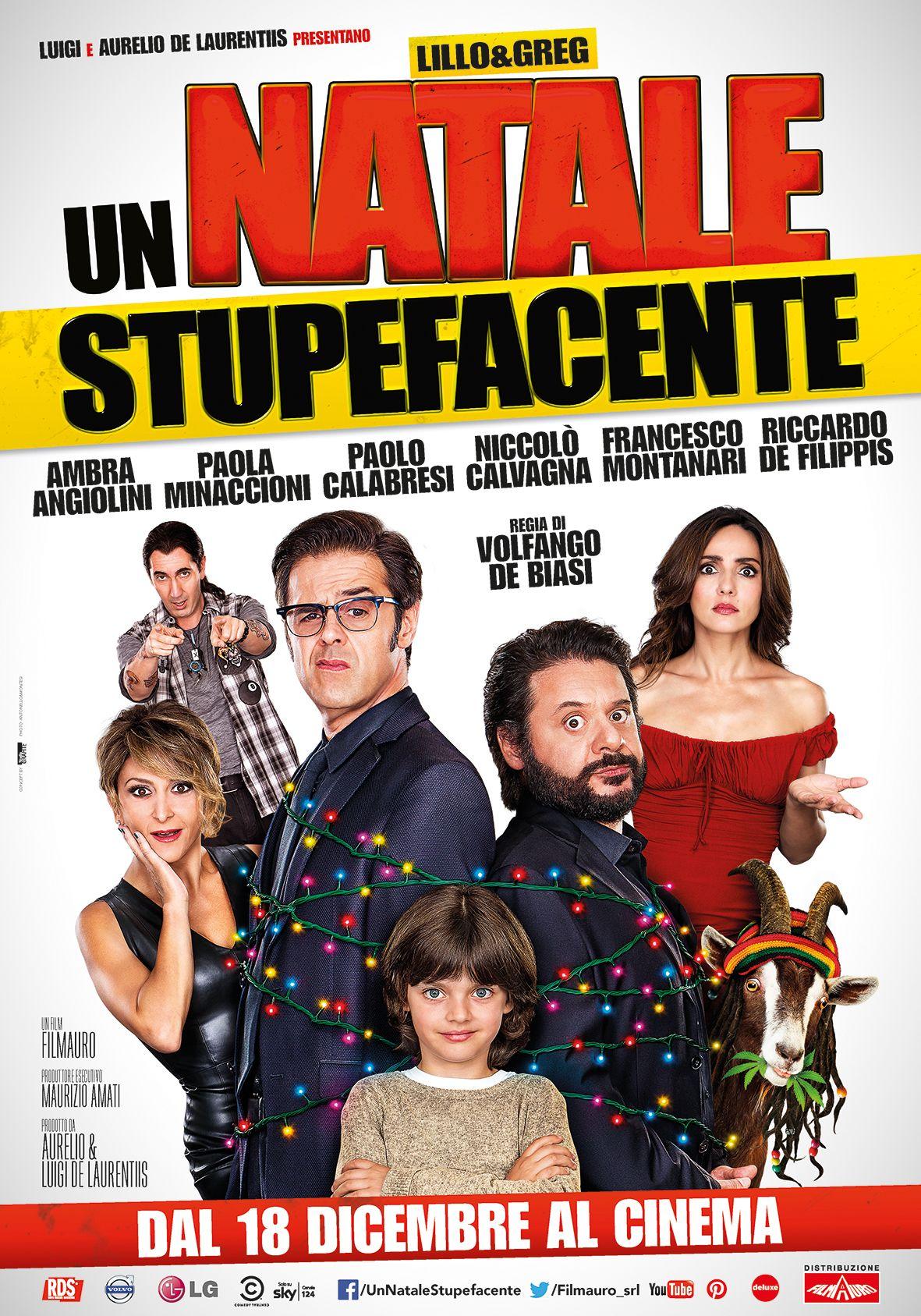 Il Poster Ufficiale Cinema Film Poster