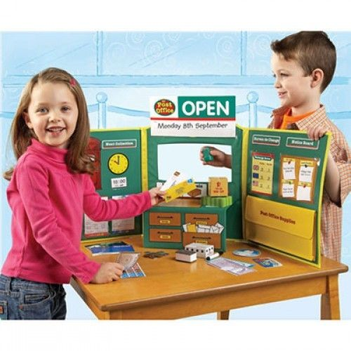 Pretend Post Office From Brightminds Leading Uk Online Educational Kids Gifts And Childrens Toy For