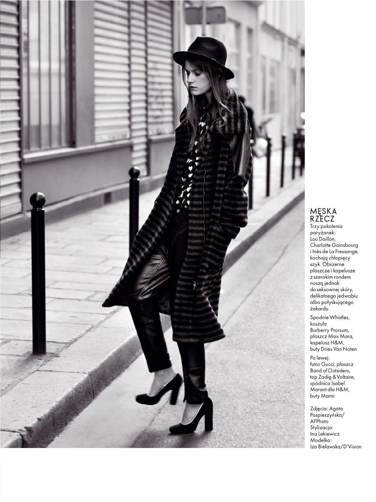 Fashion visual optimism fashion editorials shows