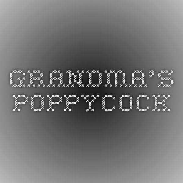 Photo of POPPYCOCK DE GRANDMA