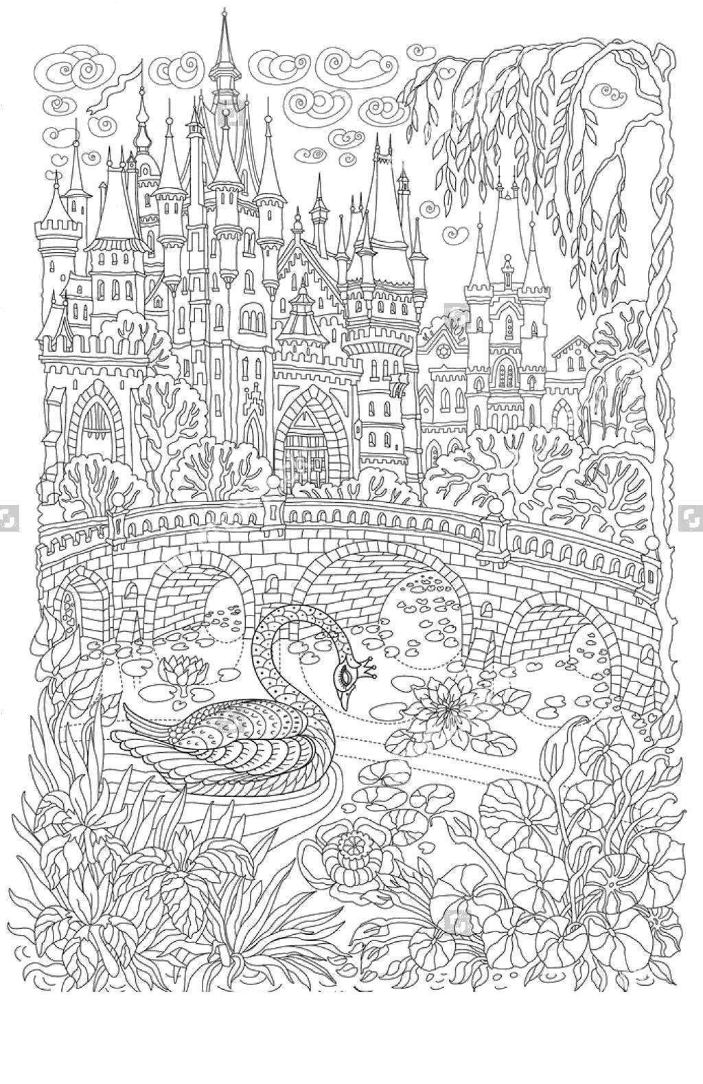 24+ Brilliant Photo of Landscape Coloring Pages | Coloring ...