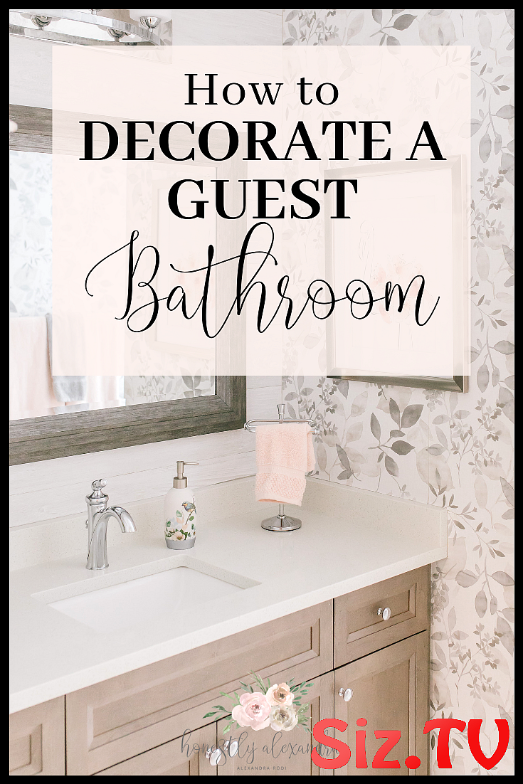 From Boring To Stunning Simple Ways To Transform Your Bathroom Space From Boring To Stunning Simpl Chic Bathroom Decor Simple Bathroom Decor Diy Bathroom Decor