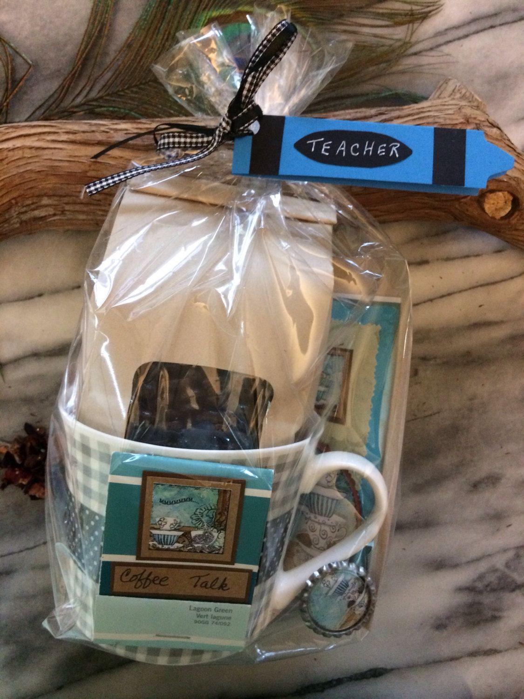 Coffee gift basket coffee lovers gift coffee mug
