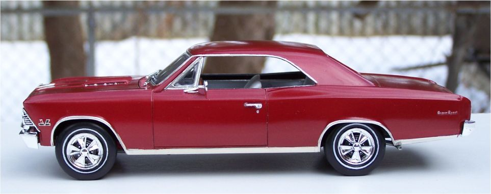 Lindberg 1966 Chevrolet Chevelle This Is A 1 24 Built Up Model Kit These Are The Wheels That Classic Hot Whee Chevy Classic Diecast Cars Chevrolet Chevelle