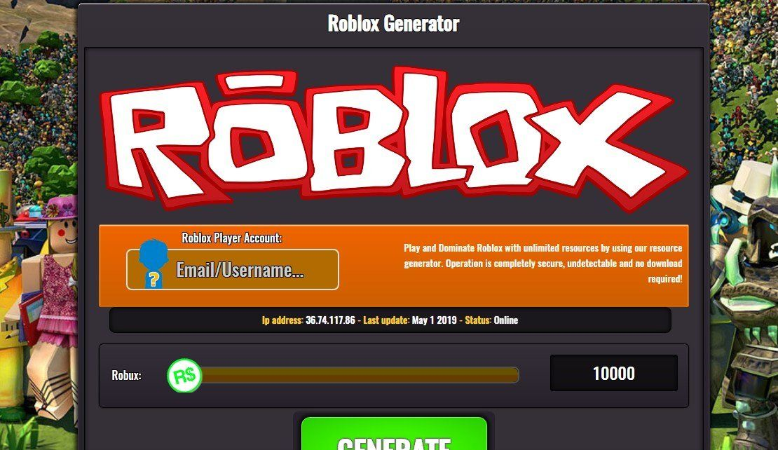 Yes Roblox Robux Hack 2020 Free Robux Unlimited No Human In
