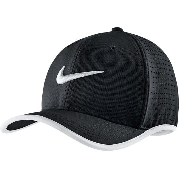 21a6b00329b Nike Train Vapor Classic 99 Hat ( 24) ❤ liked on Polyvore featuring  accessories