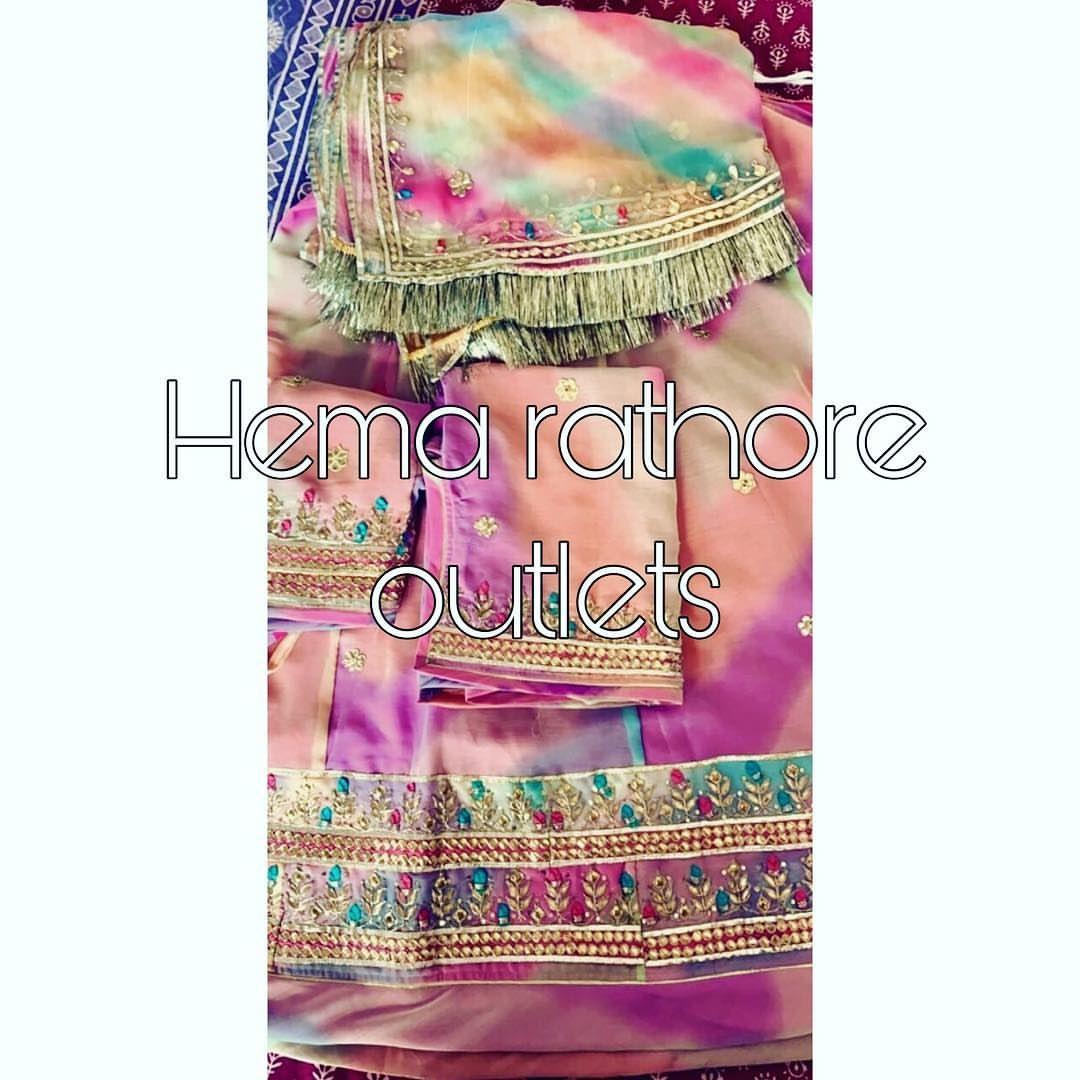 Hema Rathore Outlets Rajasthan Rajputi Dress Outlet Shopping Hema