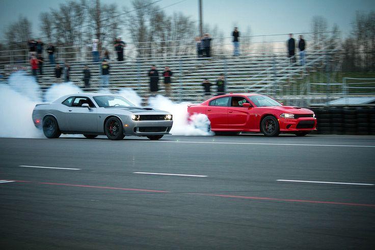 2015 Charger Hellcat VS Challenger Hellcat