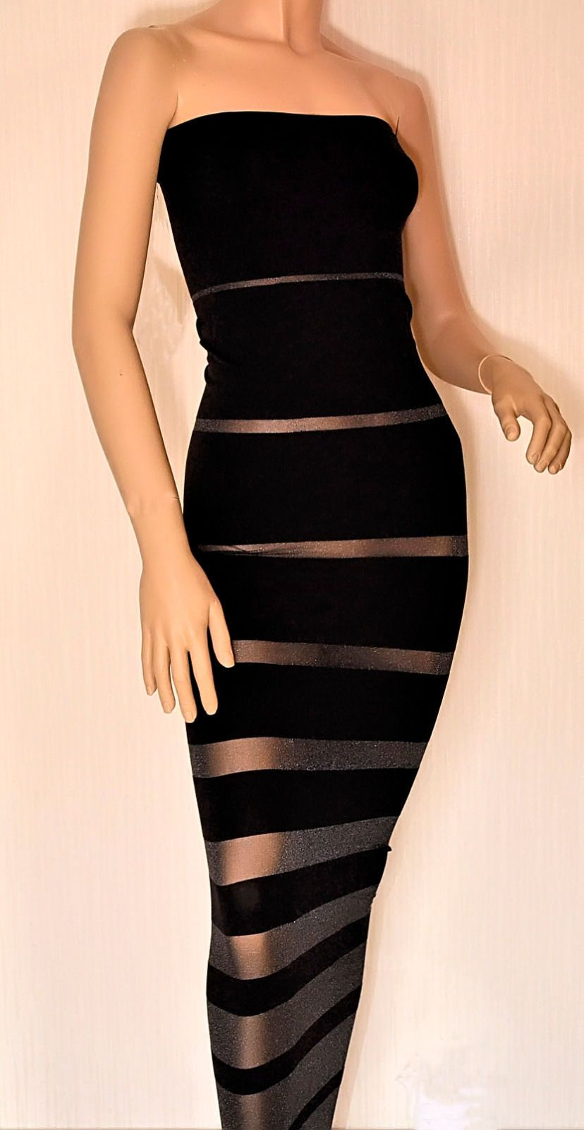 5b458ffa5827 Wolford Fatal Edition Multitube Dress Gown Skirt Skirt