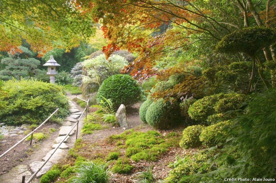 10 jardins japonais visiter en france gardens. Black Bedroom Furniture Sets. Home Design Ideas