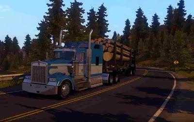 American Truck Simulator 2017 Game Free Download New Update