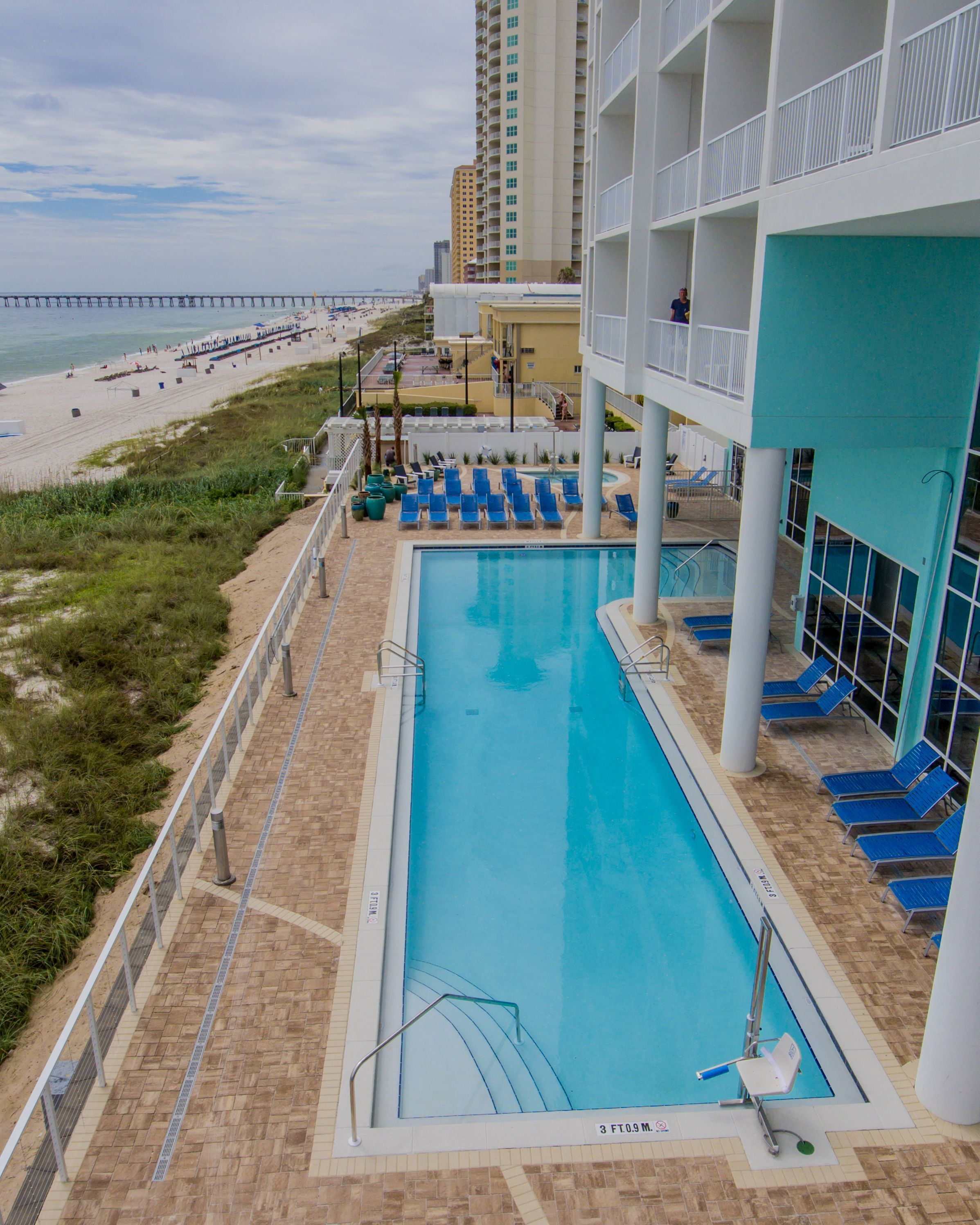 Relax By The Pool Lay Out On The Beach There S Plenty Of Room