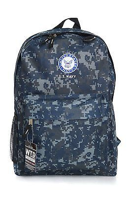 3ff4d3b3c4 U.S. Navy Digital Camo Backpack