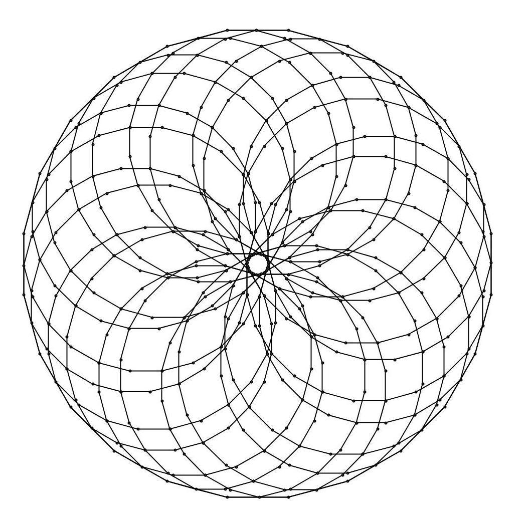 Visual Geometry Geometry сакральная геометрия En 2019
