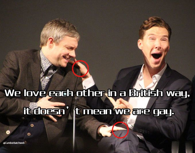 They are so into their roles :P xD